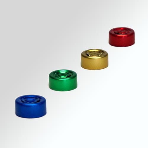 Pharmedipack - Produkte - Verschlusskappen